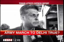 Congress debunks Manish Tewari's claims about 2012 troop movement