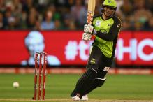 Usman Khawaja replaces injured Aaron Finch for final T20