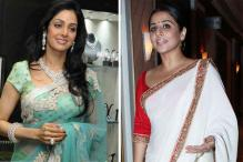 Vidya Balan thinks Sridevi is an encyclopedia of acting
