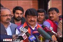 TMC hiding Malda truth: Kailash Vijayavargiya