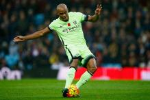 Man City skipper Kompany to return in a 'couple of weeks'