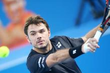 Wawrinka to face Kyrgios in Dubai semifinals