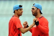 Big test for Yuvraj, Nehra in Mushtaq Ali T20 trophy