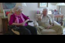 102-year-old couple celebrate Valentine's Day in Iowa