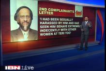Excerpts of letter from second complainant alleging sexual assault against R K Pachauri