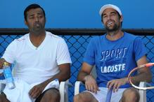 Leander Paes-Jeremy Chardy enter Delray Beach semis