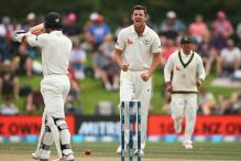 Australian pacer Josh Hazlewood fined for swearing