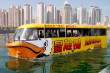 Amphibious buses to be launched in Punjab by May