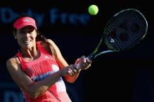 Ana Ivanovic, Elina Svitolina start Dubai tennis campaign with wins