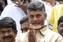 Naidu Meets PM, Raises Issue of Special Status to Andhra Pradesh