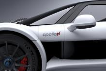 All-new Bugatti-competitor Apollo N teased ahead of Geneva debut
