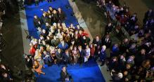 Ben Stiller's 28 feet mega selfie stick at 'Zoolander No. 2' premiere breaks Guinness World Record