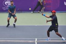 Mahesh Bhupathi, Yuki Bhambri ease into Delhi Open summit clash
