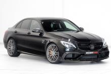 Brabus to unveil 650hp version of the Mercedes C-Class sedan