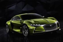 Supercar concept DS E-Tense all set for its Geneva debut