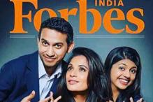 Richa Chadha, Abish Mathew feature in Forbes '30 under 30' list of inspirational people