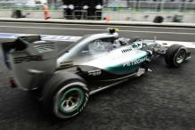 New Formula One cars start testing at Circuit de Catalunya