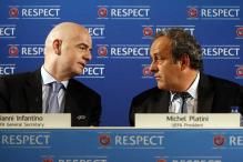 Gianni Infantino: From Michel Platini's low-profile right-hand man to FIFA boss