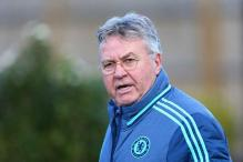 Eden Hazard happy to stay at Chelsea, says Guus Hiddink