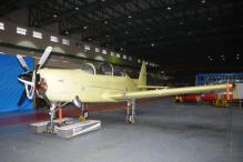 HAL rolls out HTT-40 aircraft prototype to train IAF rookie pilots