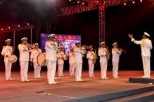 International Fleet Review 2016 concludes with international band concert at Vizag