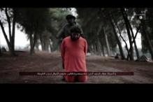 ISIS releases video showing English speaking boy decapitating hostage
