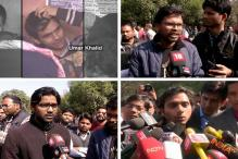 Sedition-accused JNU students explain why they hid after Kanhaiya's arrest