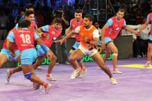 Pro Kabaddi League: Jaipur Pink Panters tame Bengaluru Bulls