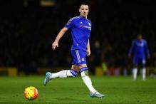 Injured Chelsea skipper Terry to miss FA Cup tie against Manchester City, says Hiddink