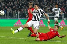 Champions League: Juventus rally to hold Bayern Munich 2-2