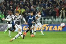 Serie A: Juventus blank Inter Milan to stay atop, Sampdoria, Udinese also win