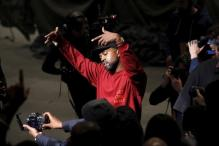 Rapper Kanye West asks Mark Zuckerberg for $1 billion for his 'ideas'