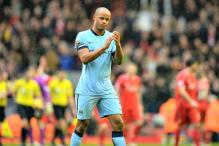 Champions League: Manchester City looked 'hungry' for success, says Kompany