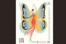 UN releases six new stamps supporting gay rights