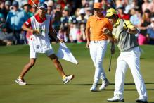Matsuyama pips Fowler in play-off to clinch Phoenix Open golf