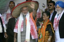 BJP, AGP formally announce tie-up for Assam polls