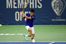 Kei Nishikori stays in hunt for fourth straight Memphis Open title