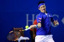 Sam Querrey upsets Kei Nishikori at Mexican tennis