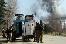 Security in Kashmir Reviewed Following Pampore Attack