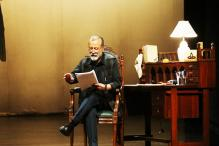 Pankaj Kapur's act 'Dopehri' gets a standing ovation at Bharat Rang Mahotsav