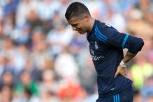 La Liga: Ronaldo misses a penalty as Malaga force Real to a draw