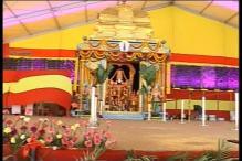 Tirupati replica in Hyderabad; 70 priests arrive from Tirumala for 7-day ritual