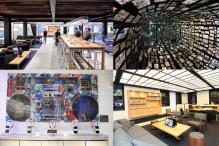 Photos: Inside Samsung's swanky new store in NYC that would make Apple Stores look pale in comparison