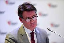 'Angry' Coe says he won't accept Nestle's pull out as IAAF sponsor