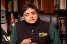 SC's move on homosexuality certainly a ray of hope, says Shashi Tharoor