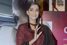 It's a male-dominated society, says Sonam Kapoor
