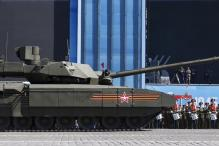 Russia using 3D printing to develop its state of the art T-14 Armata battle tank
