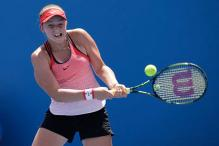 Ex-ballroom dancer Jelena Ostapenko advances to Qatar Open semi-finals