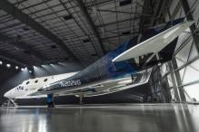 Virgin Galactic unveils new SpaceShipTwo 16 months after crash