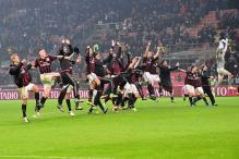 Serie A: AC Milan stun Inter Milan 3-0 in derby thriller
